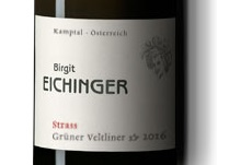 43d07c91bf8c ... Eichinger is an up-and-coming producer of Grüner Veltliners from the  Kamptal. Her 2016 Strass bottling is drawn from a variety of soils in the  village ...